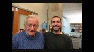Noam Chomsky on Communism, Revolutionary Violence, the American Left and Zizek