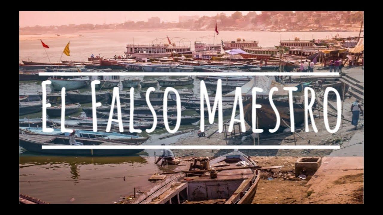 CUENTO EL FALSO MAESTRO