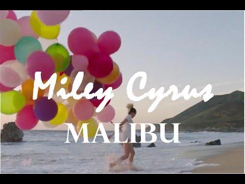 Miley Cyrus - Malibu (lyrics + download links on description)