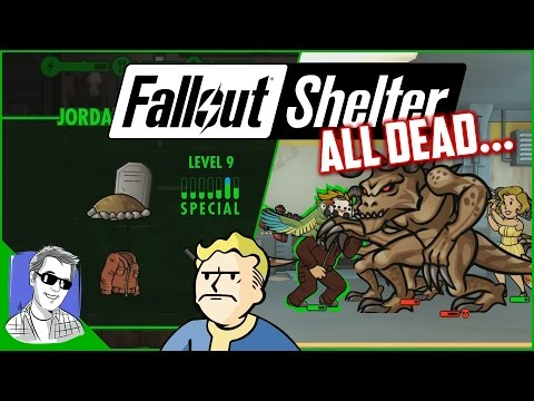 Fallout Shelter Vault 628 They're Dead Jim EP52