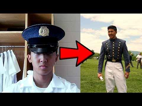MY UNIVERSITY EXPERIENCE || Boy to Man Transformation VMI