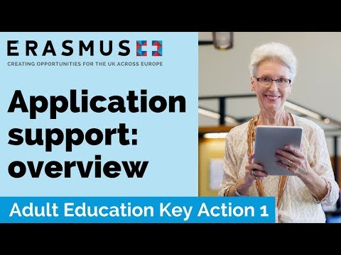 2018 Call Webinar: Adult education Key Action 1 – Completing the application eForm
