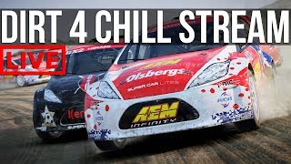 Playing DiRT 4 The Way It's Meant To Be Played   Chill Stream