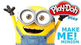 PICK ME! Pick Me! How Do You Make Me From Playdoh?! l Bob MINIONS