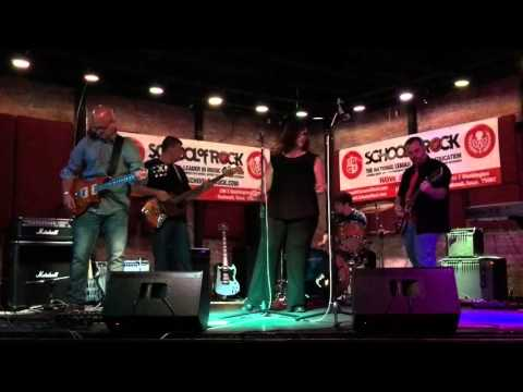 School of Rock Southlake - Rockstravaganza 2016 - Adult Band - Desire