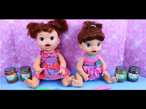 BABY ALIVE - 30 minutes with BaBy Alive Dolls