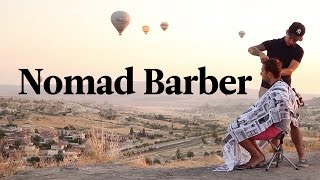 Video Meet The Nomad Barber Who's Worked In 21 Countries download MP3, 3GP, MP4, WEBM, AVI, FLV Juni 2018