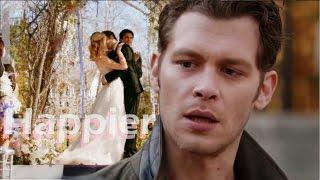 Klaus + Caroline | Happier