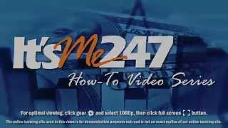 It's Me 247 Bill Pay – Setting Up an eBill