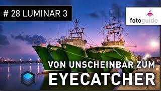 Luminar 3 # 28: Von Unscheinbar zum Eyecatcher 5 | Farbtuning