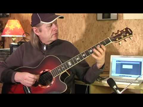 Heaven Bryan Adams Guitar Lesson by Siggi Mertens