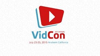 Announcing VidCon 2015!