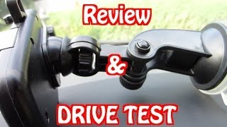 iOttie Easy One Touch Car Mount - DRIVE TEST & Review