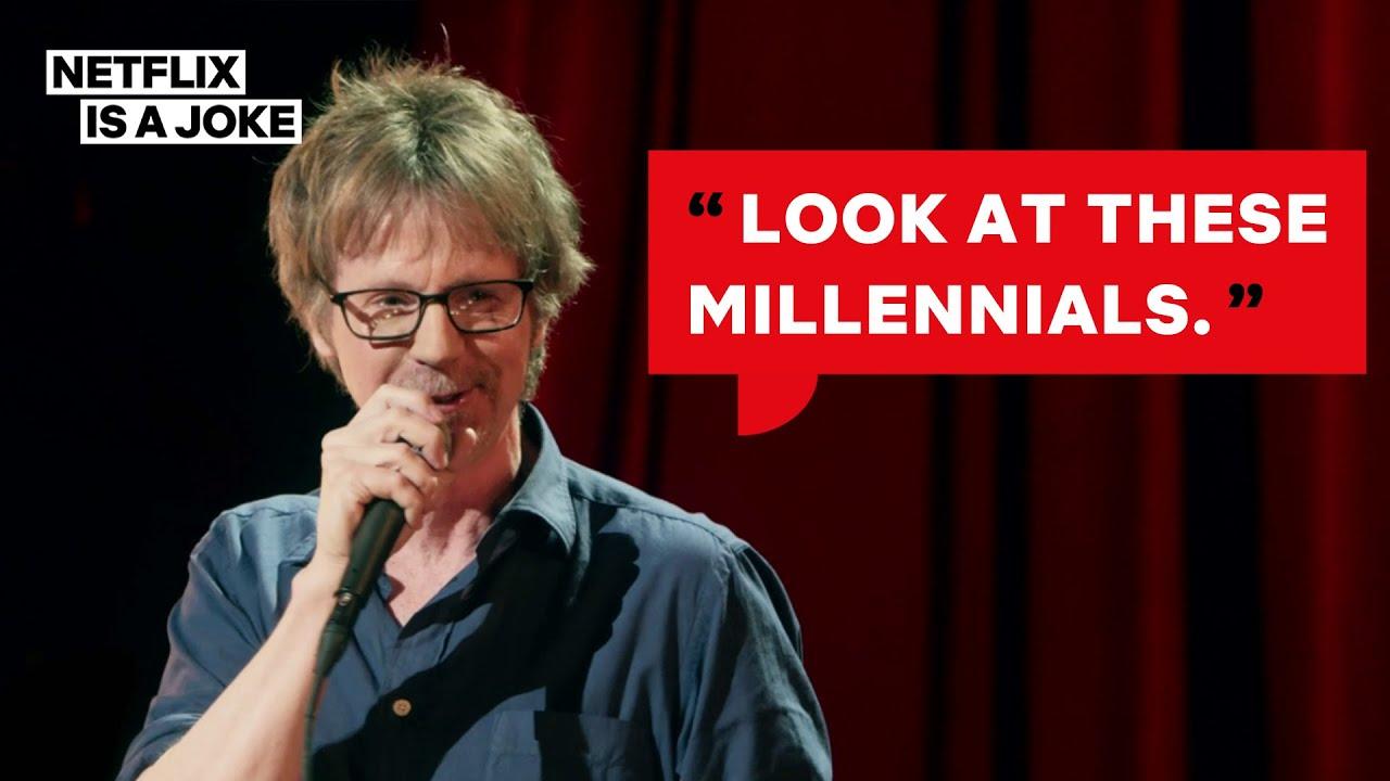 Dana Carvey Has Some Words For You Millennials | Netflix is a Joke