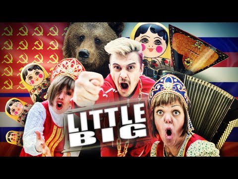 Thumbnail: LITTLE BIG - Everyday I'm drinking
