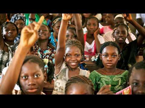 Why Support Women and Girls in Science and Technology?
