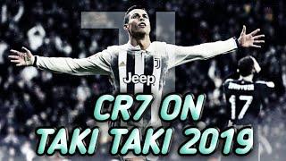 CR7 ON TAKI TAKI 2019-20