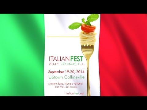 Italian Fest 2014 - Collinsville Illinois September 19 & 20