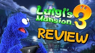 The Pinnacle of Nintendo Quality (Almost) | Luigi's Mansion 3 Review (Video Game Video Review)