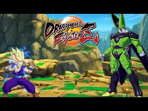DRAGON BALL FighterZ – High level Gameplay #1 @ 1080p (60ᶠᵖˢ) HD ✔