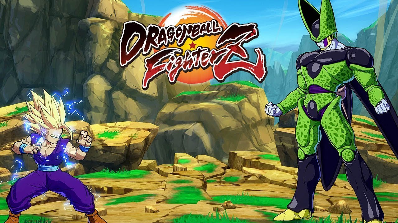 DRAGON BALL FighterZ - High level Gameplay #1 @ 1080p (60 ...