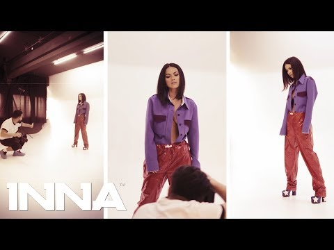 "INNA | Making of ""Nirvana Photo Shoot"""