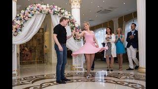 Лучшая постановка свадебного танца в стиле Грязных Танцев