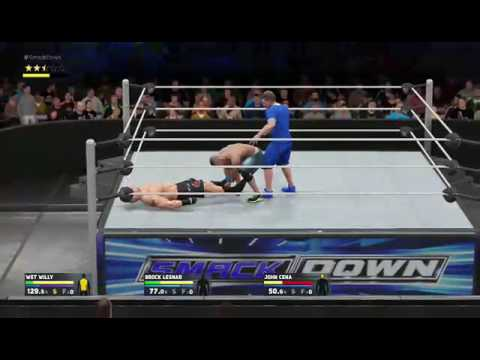 GET THE F%#K OUT!!! - WWE 2K17 My Career Funny Moments |