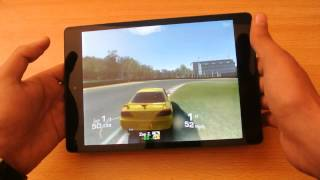 Nexus 9 Android 5.0.1 Lollipop Real Racing 3 Gameplay Review HD