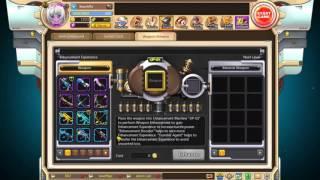 百變兵團武器強化 一天+20 (Avatar Star TW max weapon upgrade in a day)