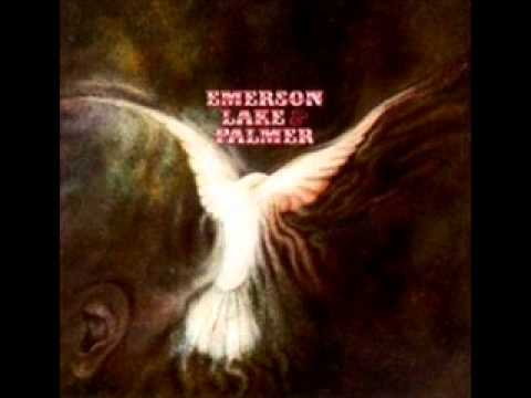 Knife Edge by Emerson, Lake & Palmer from 1970 Cotillion LP.