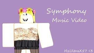 Symphony - Clean Bandit | ROBLOX Music Video