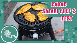 Cadac Safari Chef 2 LṖ – Camping Gasgrill | Test, Unboxing, Reinigung, LP & HP erklärt | deutsch