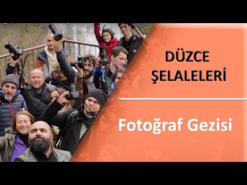 Düzce Şelaleleri Fotoğraf Gezisi/ PhotoPlay Fotoğrafçılık Kursu
