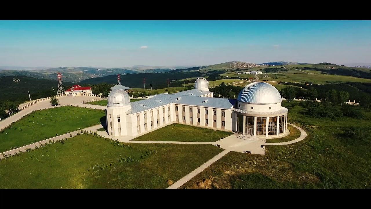 Şamaxı Astrofizika Rəsədxanası - YouTube