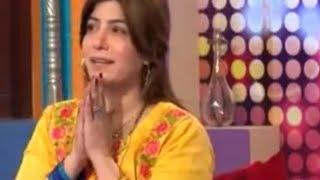 Sawa Teen 20 March 2016 - Shabnam Majeed (Singer) - Punjabi Comedy Show