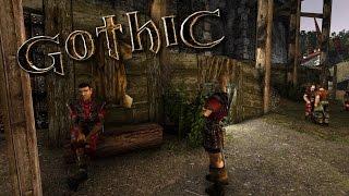 Gothic #2 - Pierwsze Zadania || Diabeuu