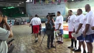ФИНАЛ Чемпионата Мира по мас-рестлингу