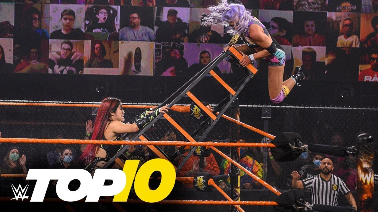 Top 10 NXT Moments: WWE Top 10, Oct. 28, 2020