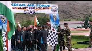 "K2K Ultra Marathon ""Glory Run"" on 20th years of #Kargil #Victory"