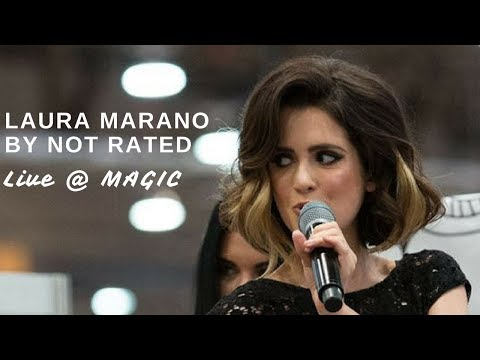 Laura Marano by Not Rated, Live @ MAGIC