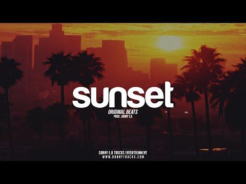 """Sunset"" - West Coast x Hip Hop Beat Instrumental (Prod.Danny E.B)"