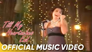 TIll My Heartaches End performed by Carol Banawa (full music video)