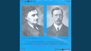 "Symphony No. 2, ""A London Symphony"" (1920 Version) : I. Lento - Allegro risoluto (abridged)"