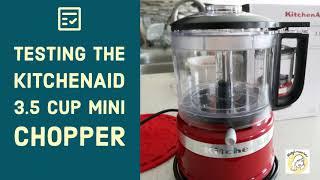 Kitchen Aid Mini Food Processo…