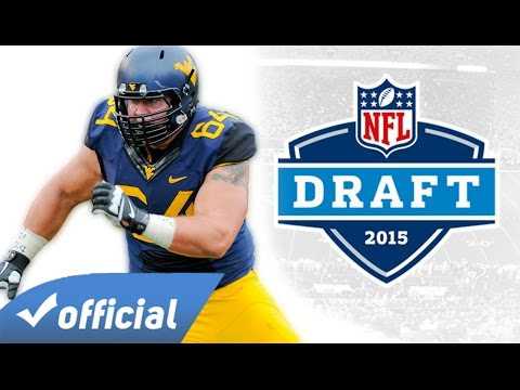 2015 NFL Draft Prospect: Mark Glowinski (OL, WVU)