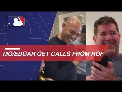The Hall of Fame comes calling for Mo and Edgar