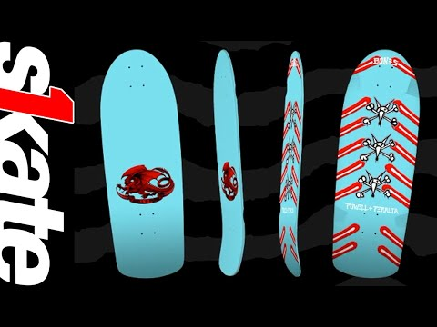 POWELL-PERALTA: NOW THIS, IS A SKATEBOARD