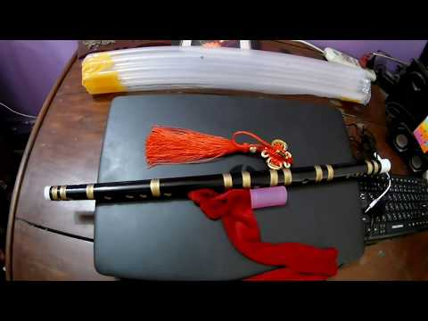 Dizi chinies flute ।। F key ।। Unboxing full review