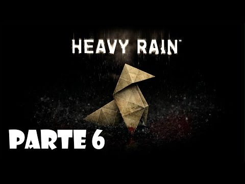 Heavy Rain Walkthrough - Parte 6 - Español (PS3 Gameplay HD)